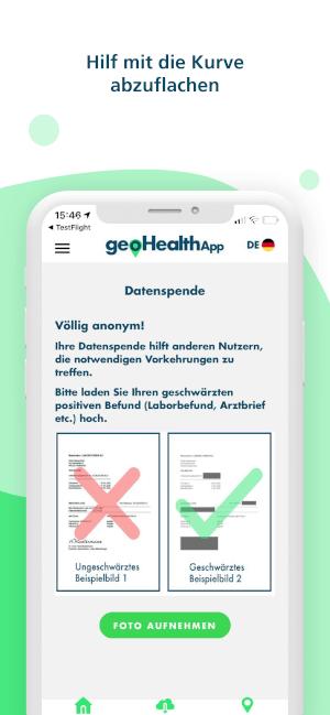 Geohealth App